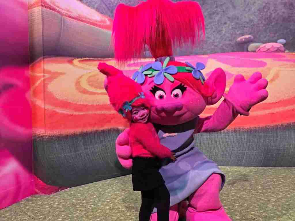 Unique things to do with kids in NYC Trolls the Experience