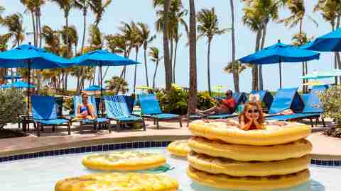 Wyndham Grand Rio Mar Puerto Rico Golf & Beach Resort (Wyndham award chart change)