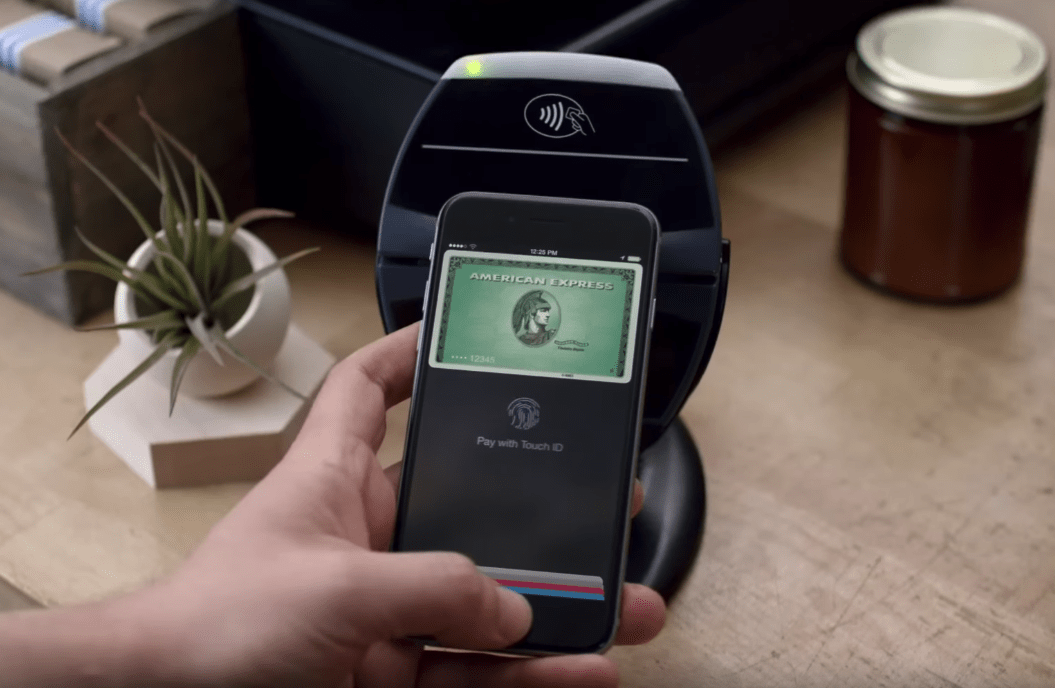 Amex Offer: Earn 1,000 Amex Membership Rewards Points With Apple Pay