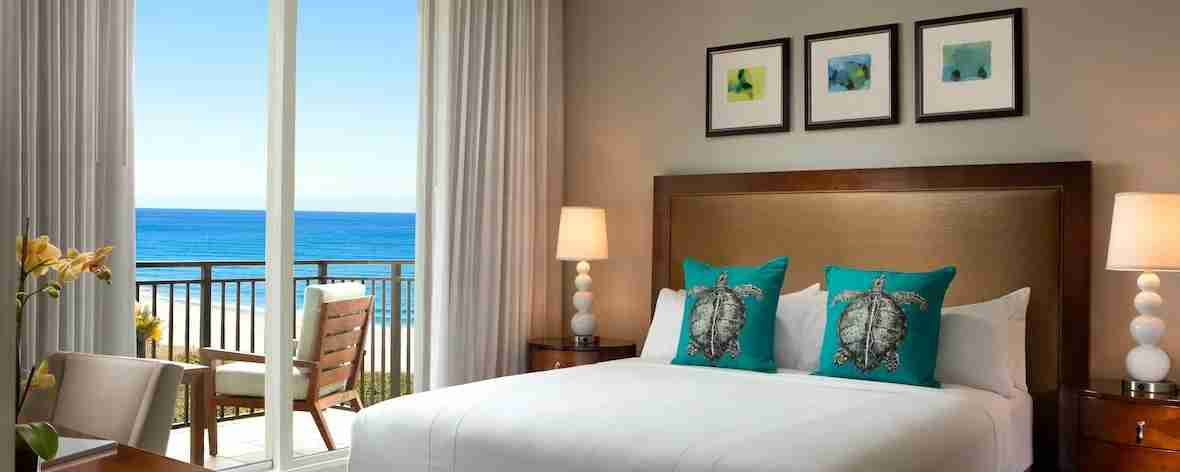 Image courtesy of Palm Beach Marriott Singer Island Beach Resort & Spa.