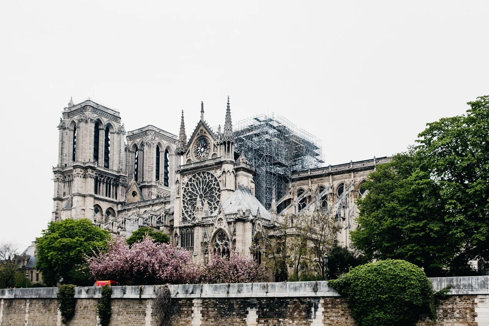 Can Anybody Replace Notre Dame's Spire? These Designers Have