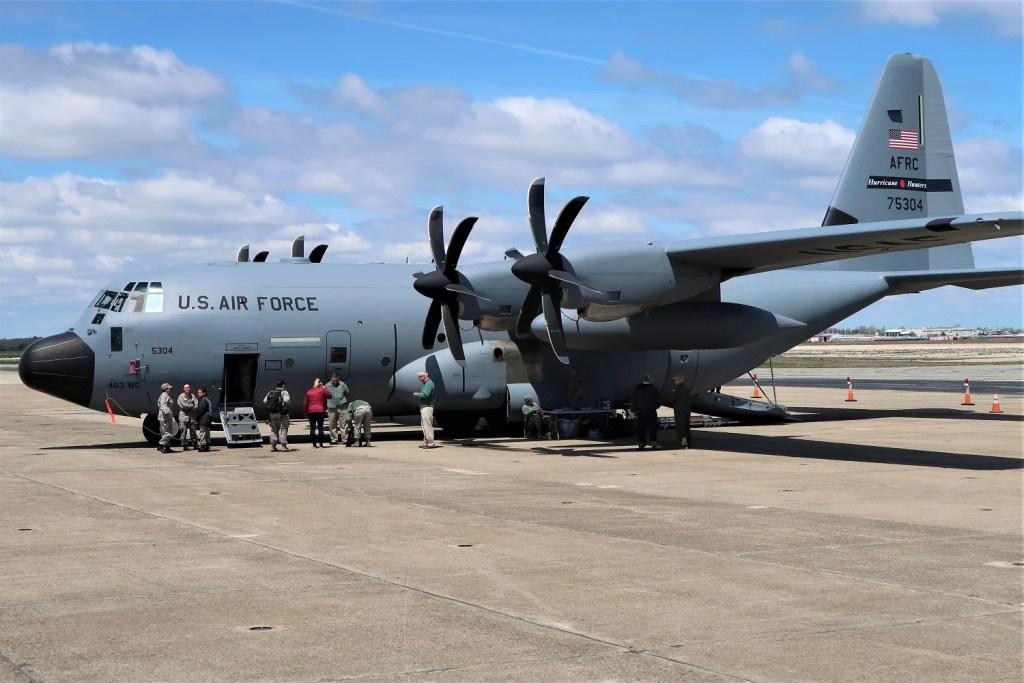 Take a Rare Look Inside Two 'Hurricane Hunter' Aircraft