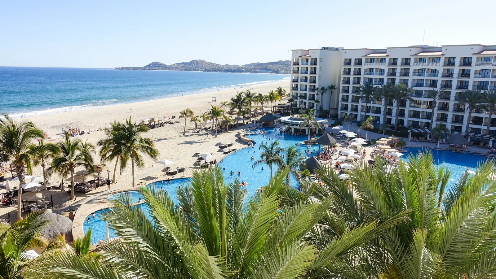 At Least There Are Free Margaritas: Hyatt Ziva in Los Cabos, Mexico