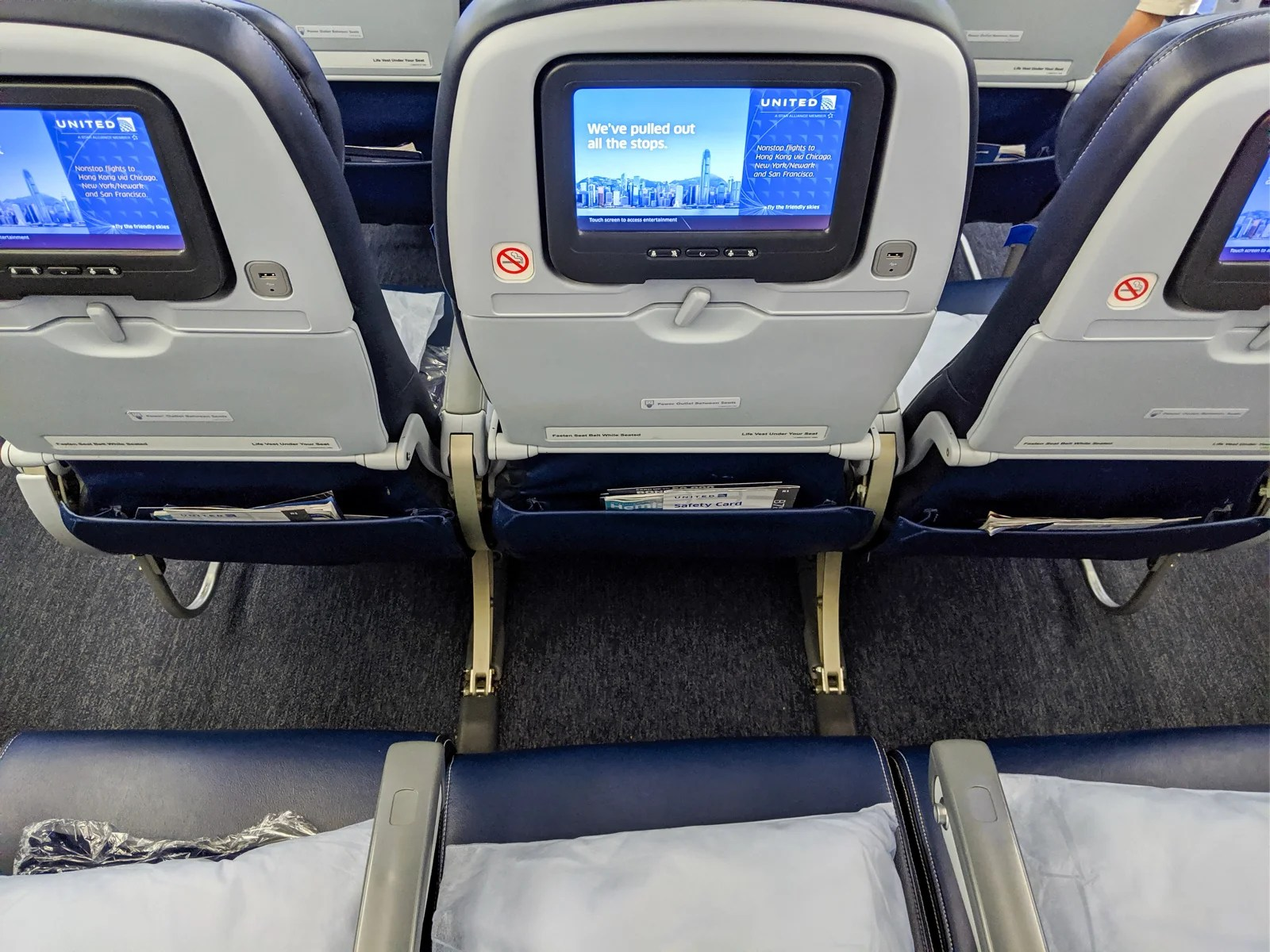 Review United 787 8 Economy From Tahiti To San Francisco True Viral News