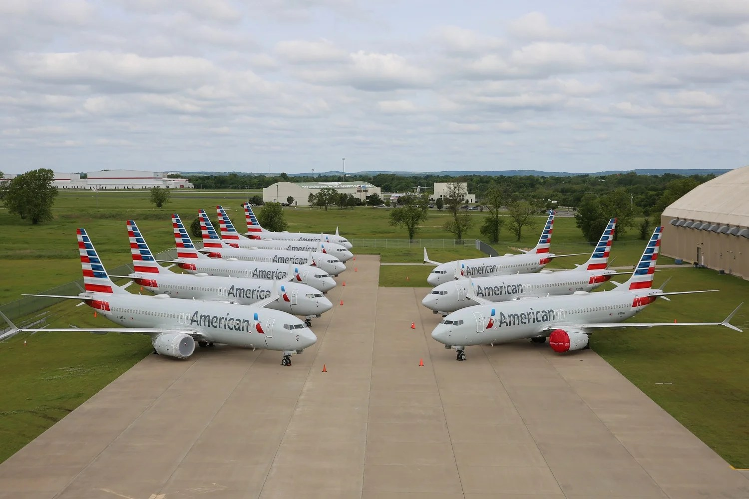 American Airlines Schedules New 737 MAX Routes, Despite the Grounding