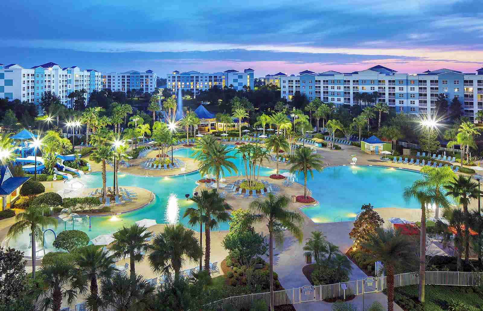Bluegreen Vacations, The Fountains in Orlando, FL (Photo courtesy of Bluegreen Vacations)
