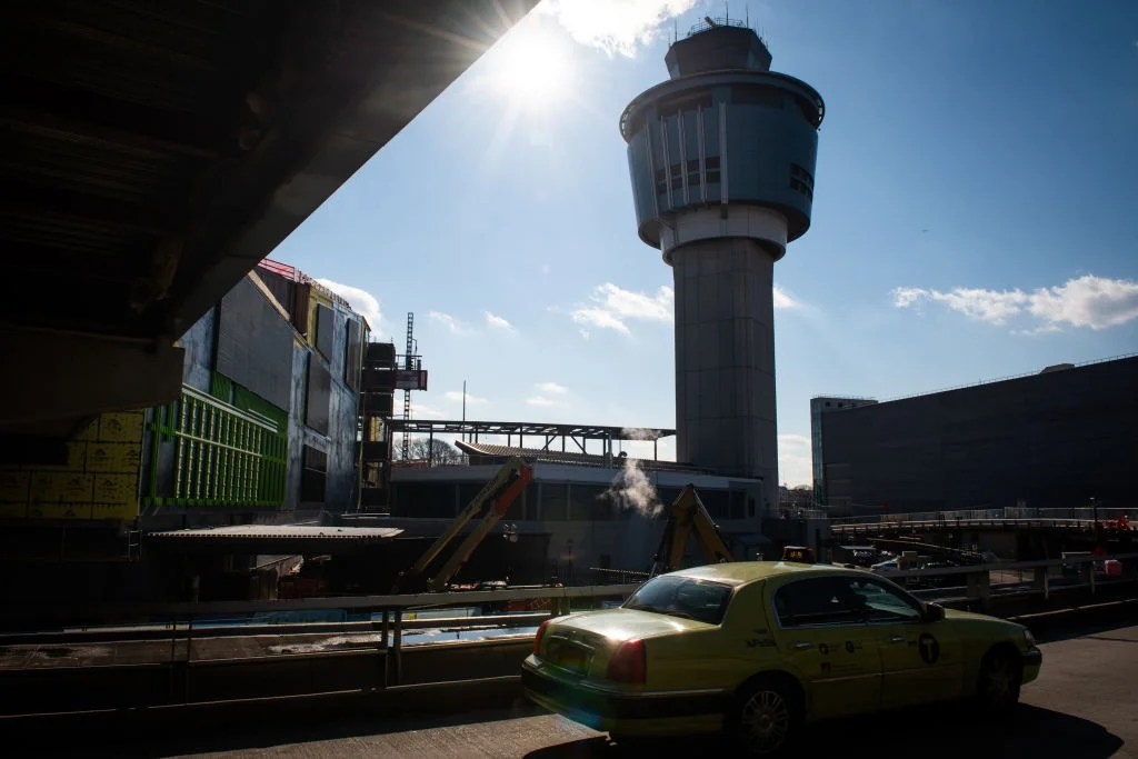 Your Guide to Taxis, Ubers and Lyfts During LaGuardia Airport's Construction