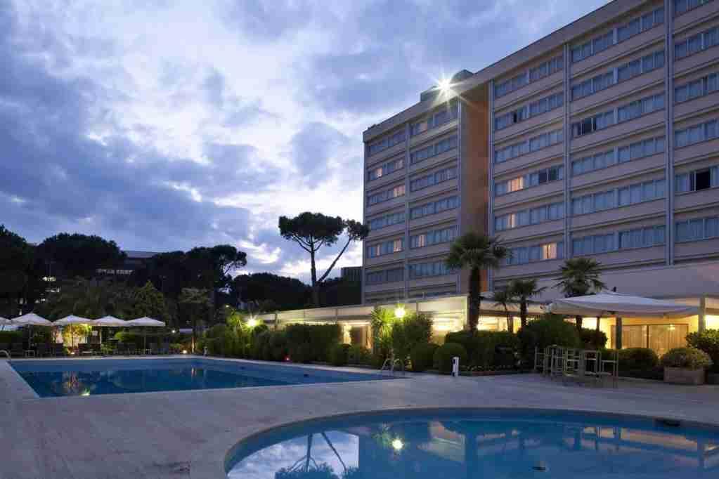 (Photo courtesy of Holiday Inn Rome)