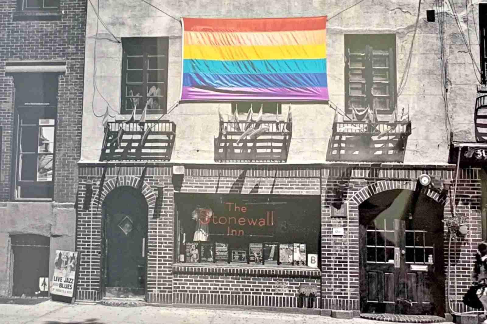 Rise Up Suite Art Rainbow Flag
