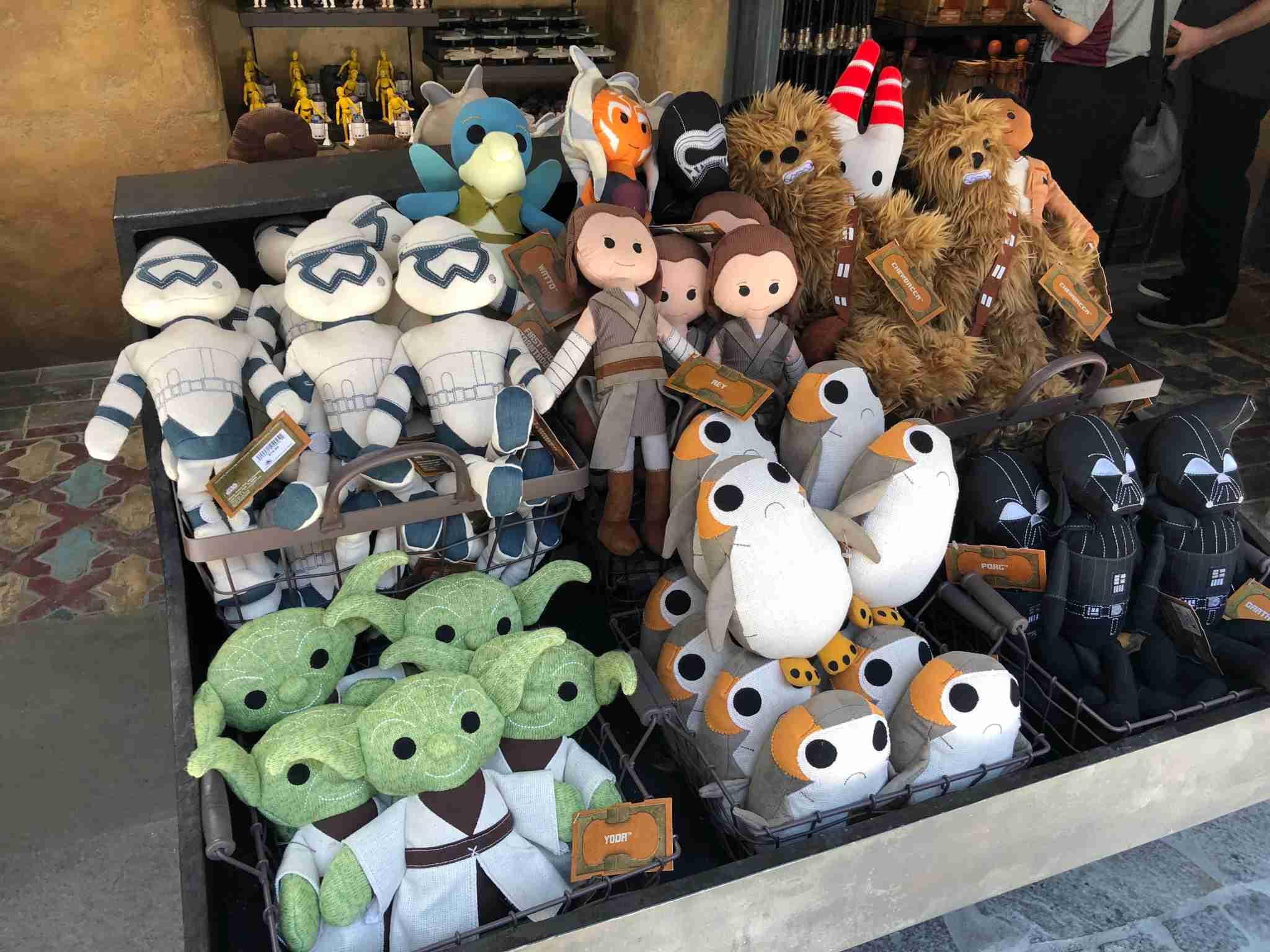 Star Wars Galaxys Edge - Toydarian Toymaker