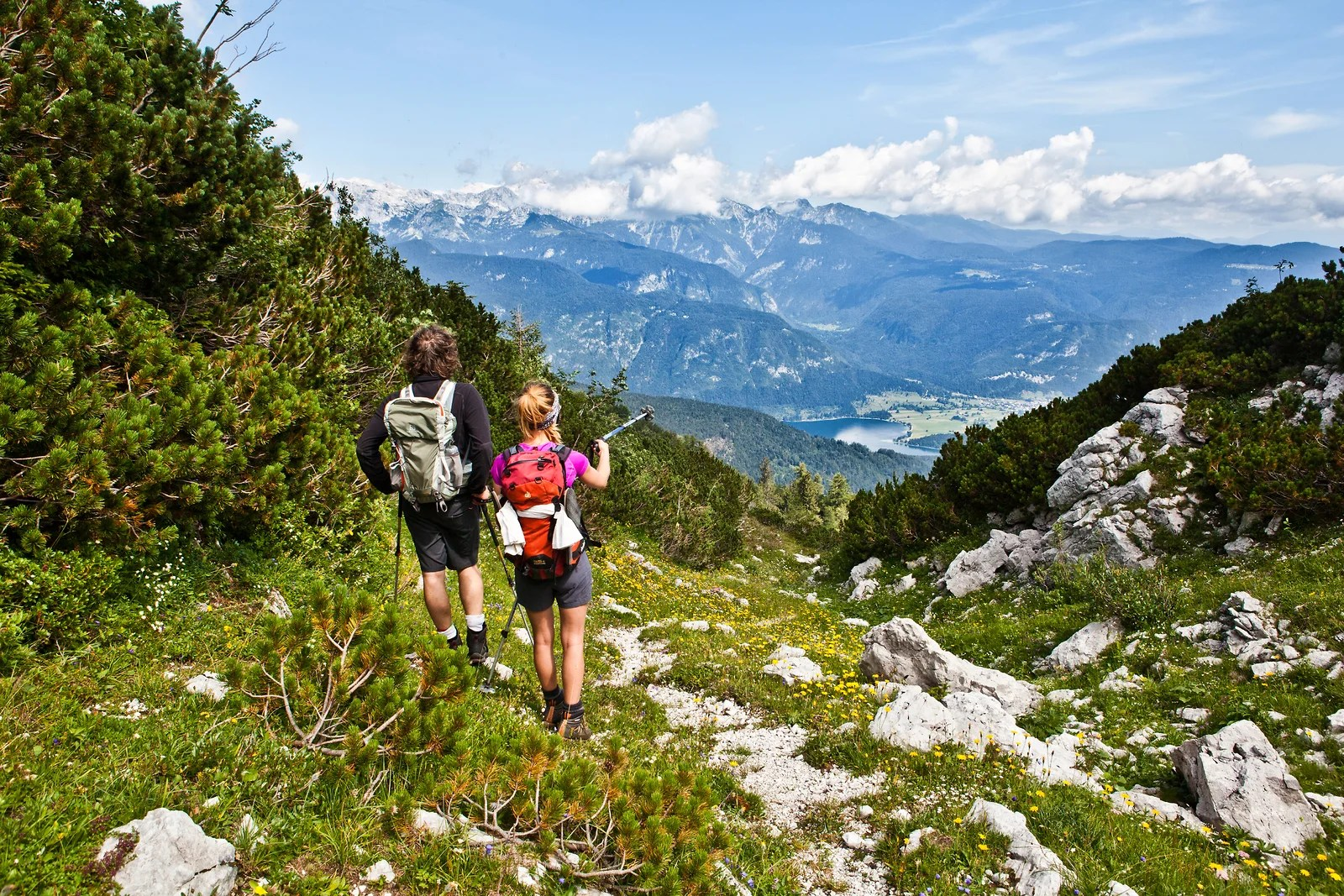 Slovenia Just Opened a 186-Mile Hiking Trail With Stunning Views of the Alps
