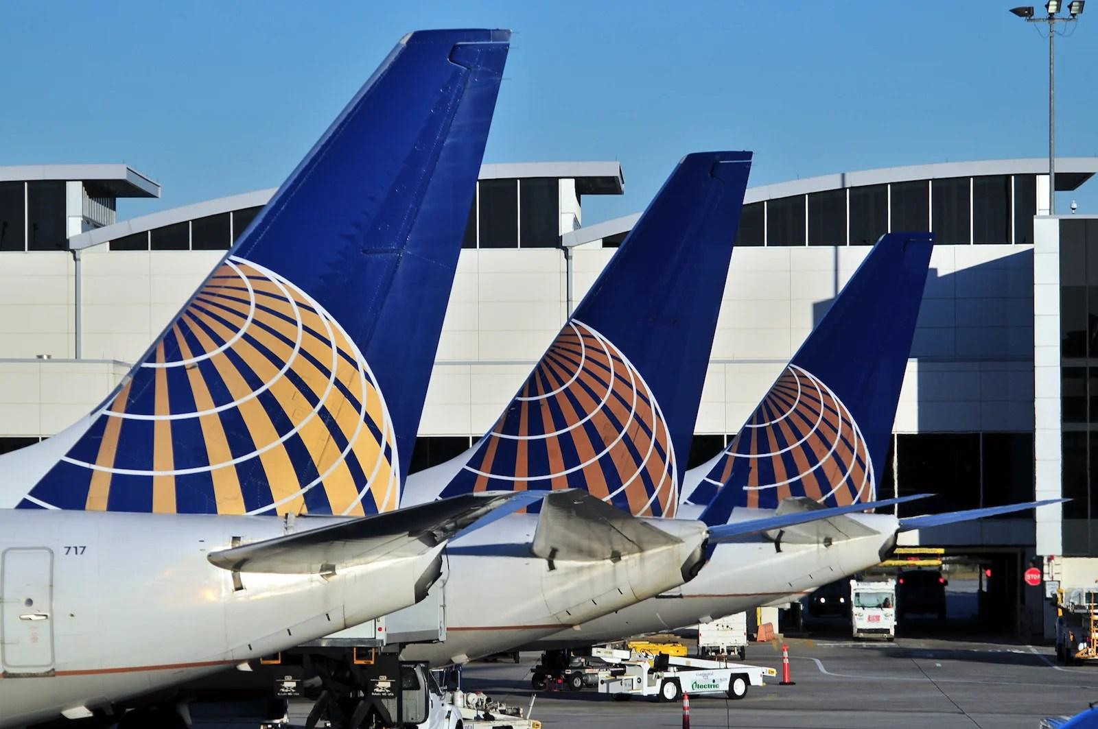 Coronavirus: United slashes international flying to just 15 long-haul routes