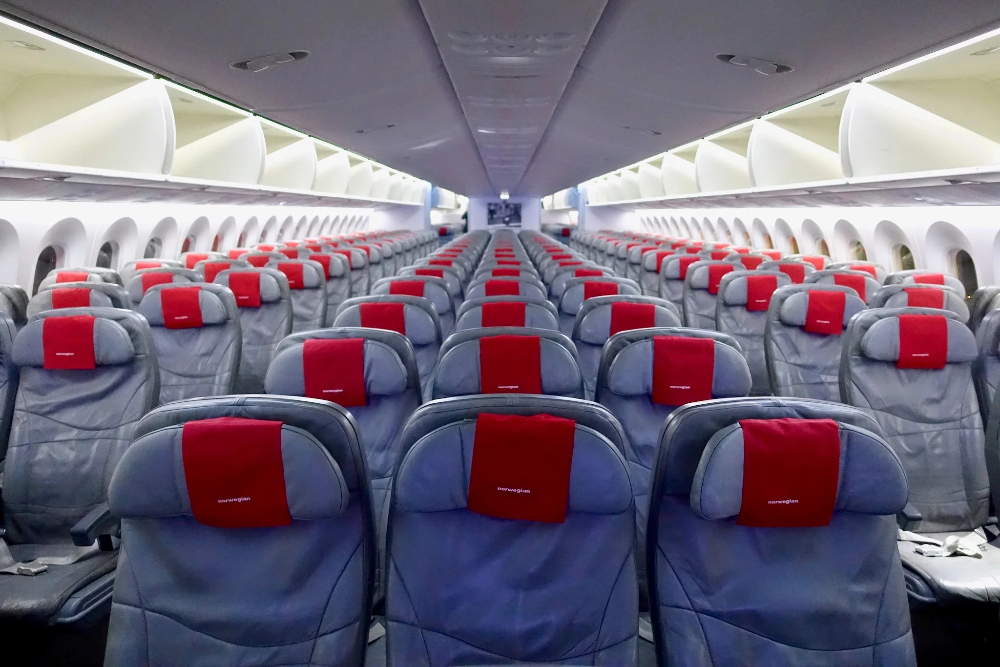 A Review Of Norwegian S 787 8 In Coach From Jfk To Stockholm