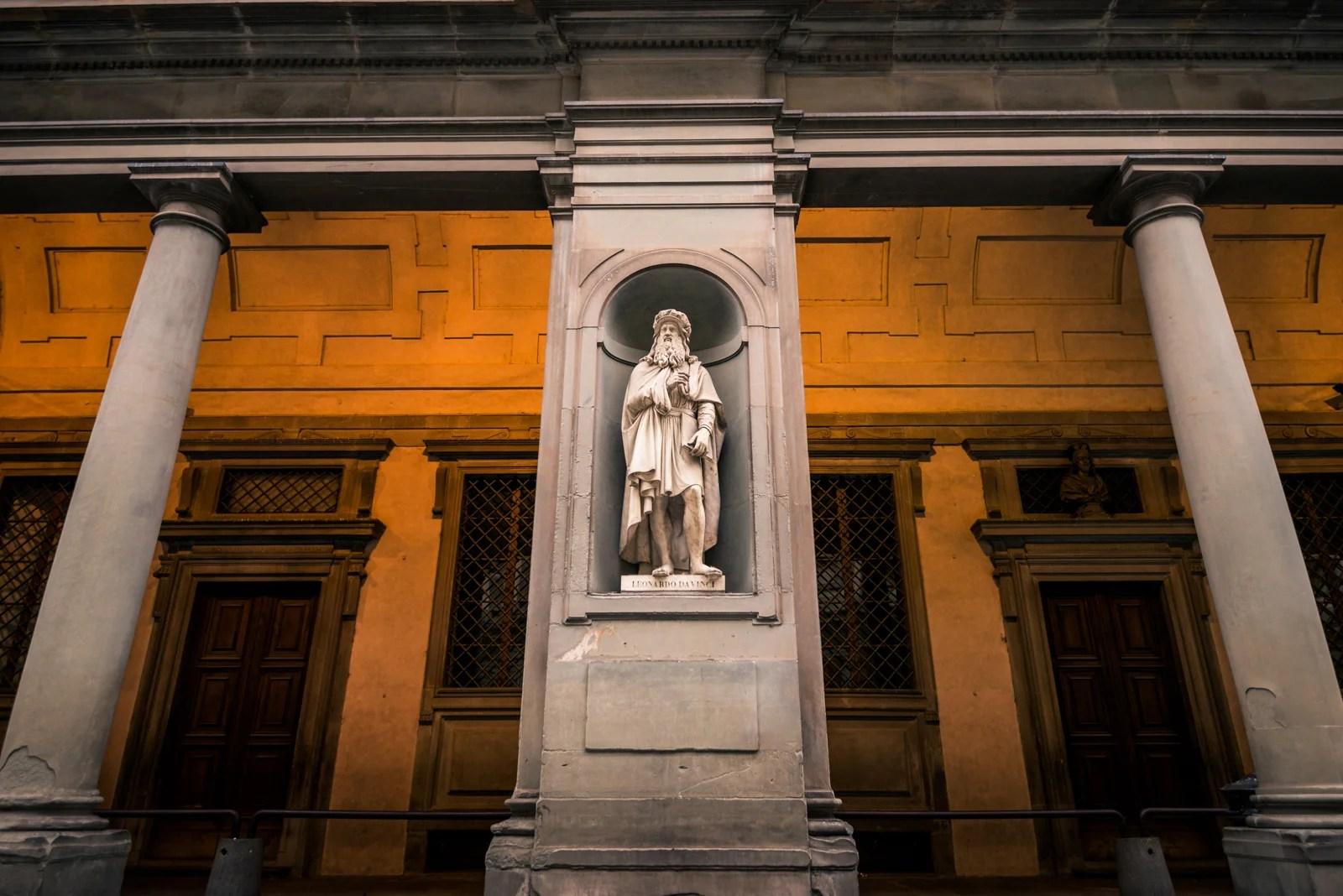 Leonardo Davinci Museum. (Photo by Reuben Teo Leo / Shutterstock)