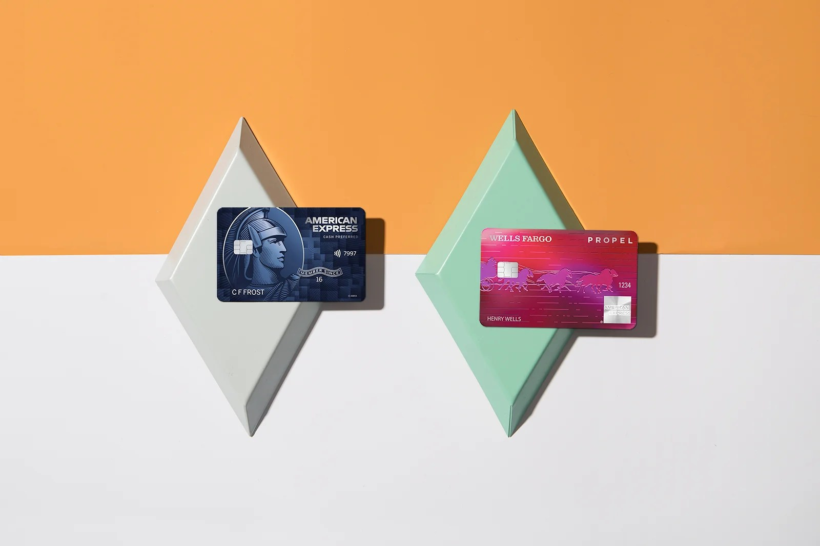 Wells Fargo Propel versus Amex Blue Cash Preferred: Which Card Is Right For You?