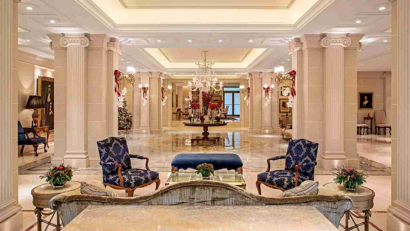 Photo courtesy of King George, a Luxury Collection Hotel, Athens