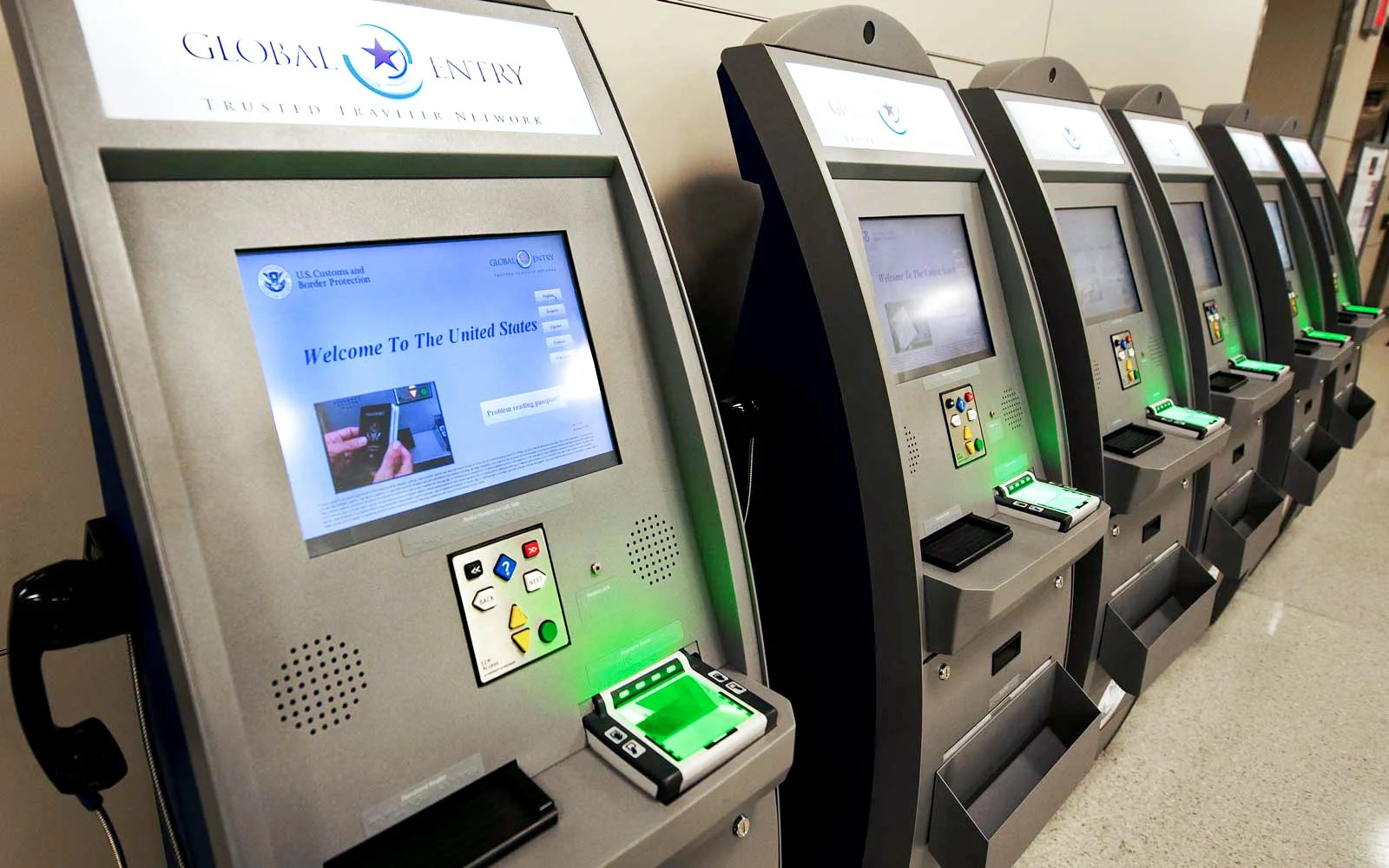 Using Global Entry is about to get even easier