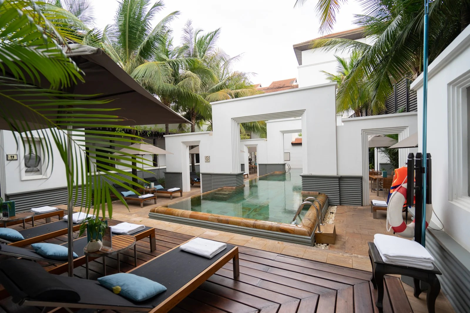 Local Luxury: A Review of Park Hyatt Siem Reap in Cambodia