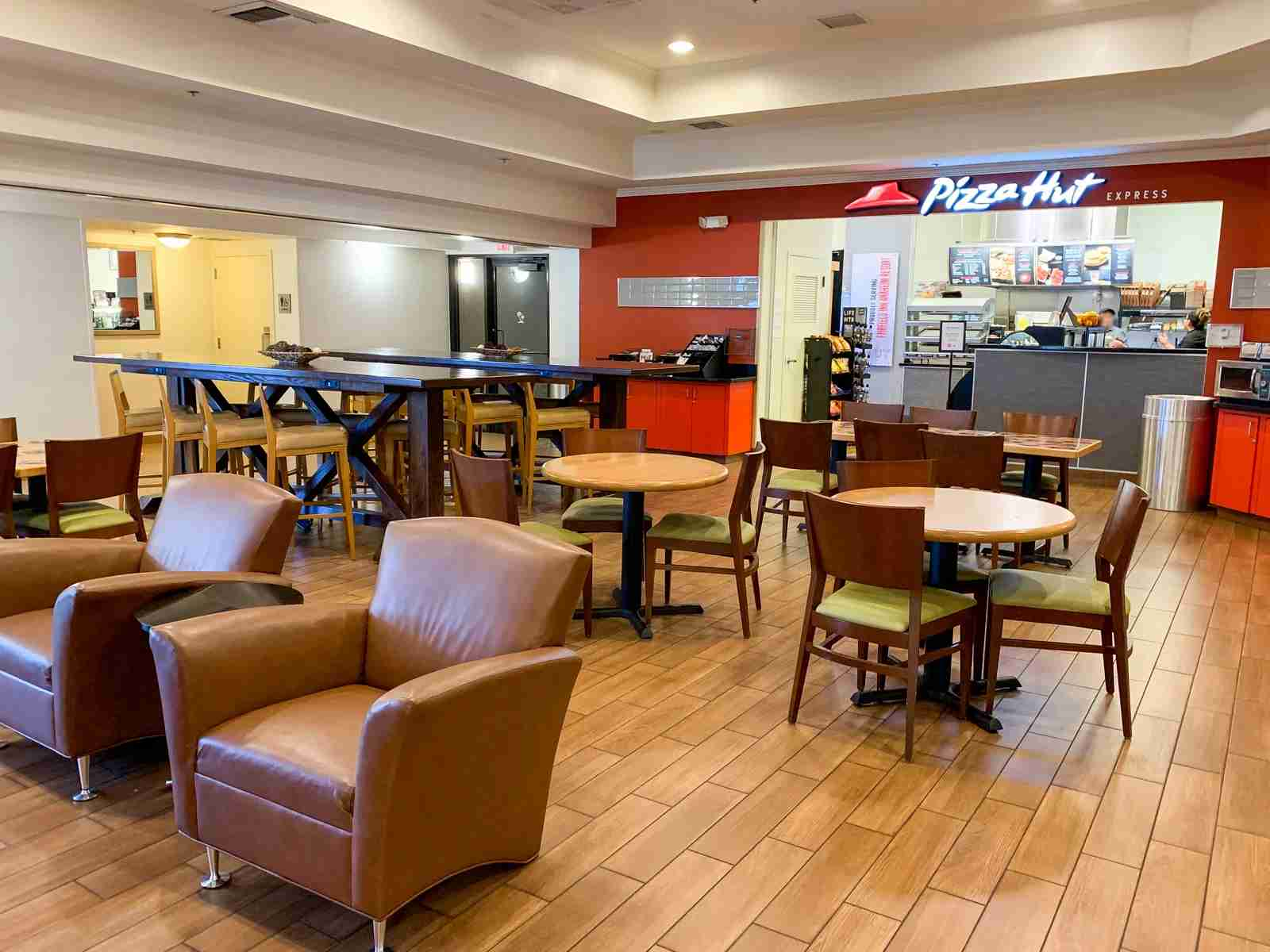 Fairfield Anaheim Disneyland Pizza Hut