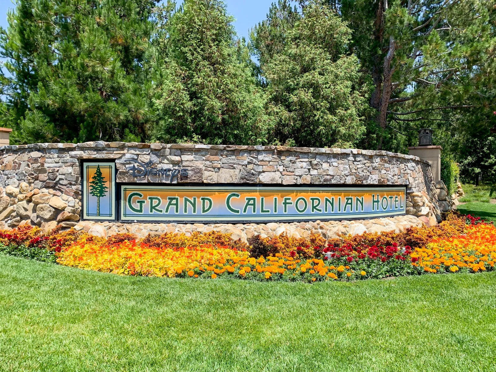 The Grandest of Them All: Disneyland's Grand Californian Hotel & Spa
