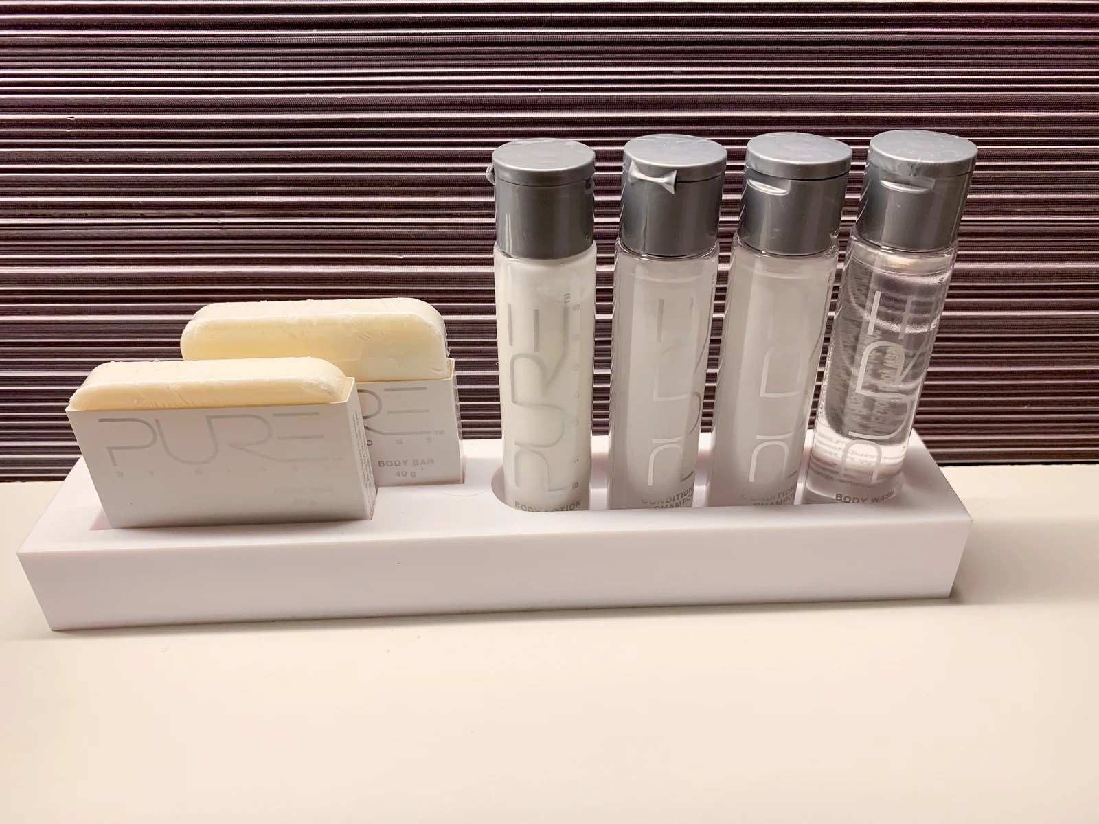 Maxwell Hotel NYC Lotions