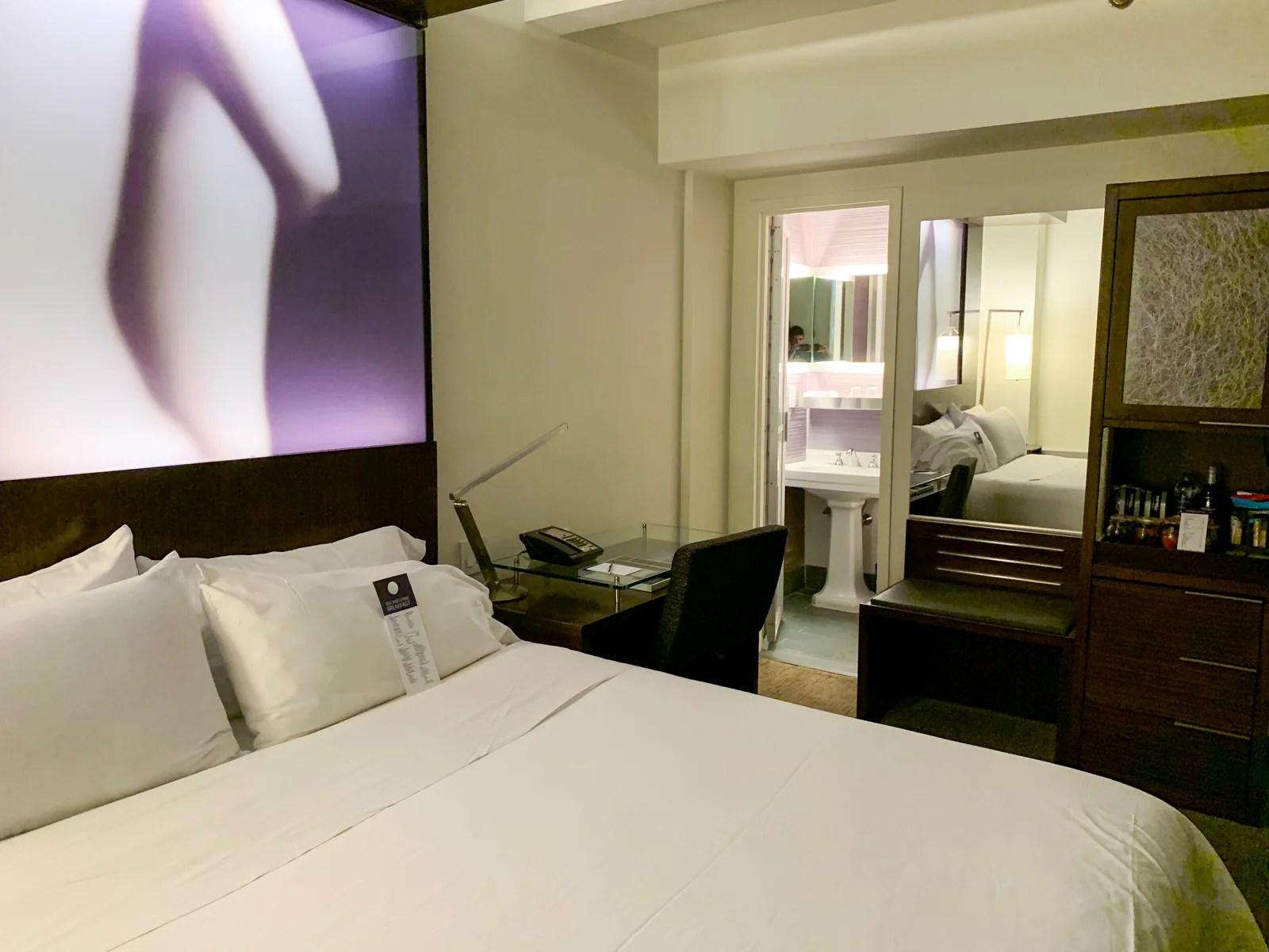 Maxwell Hotel NYC Room