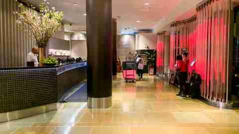 Maxwell Hotel NYC Lobby