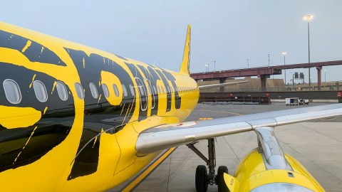 How Small is the Spirit Airlines Free Personal Item?
