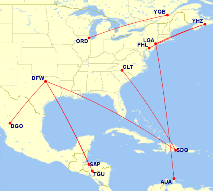 AA Adding 25 Routes in 10 Days, Expanding to 365 Destinations