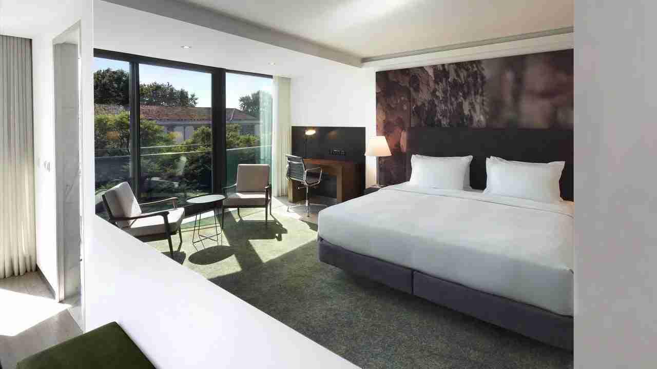 DoubleTree by Hilton Hotel Lisbon - Fontana Park