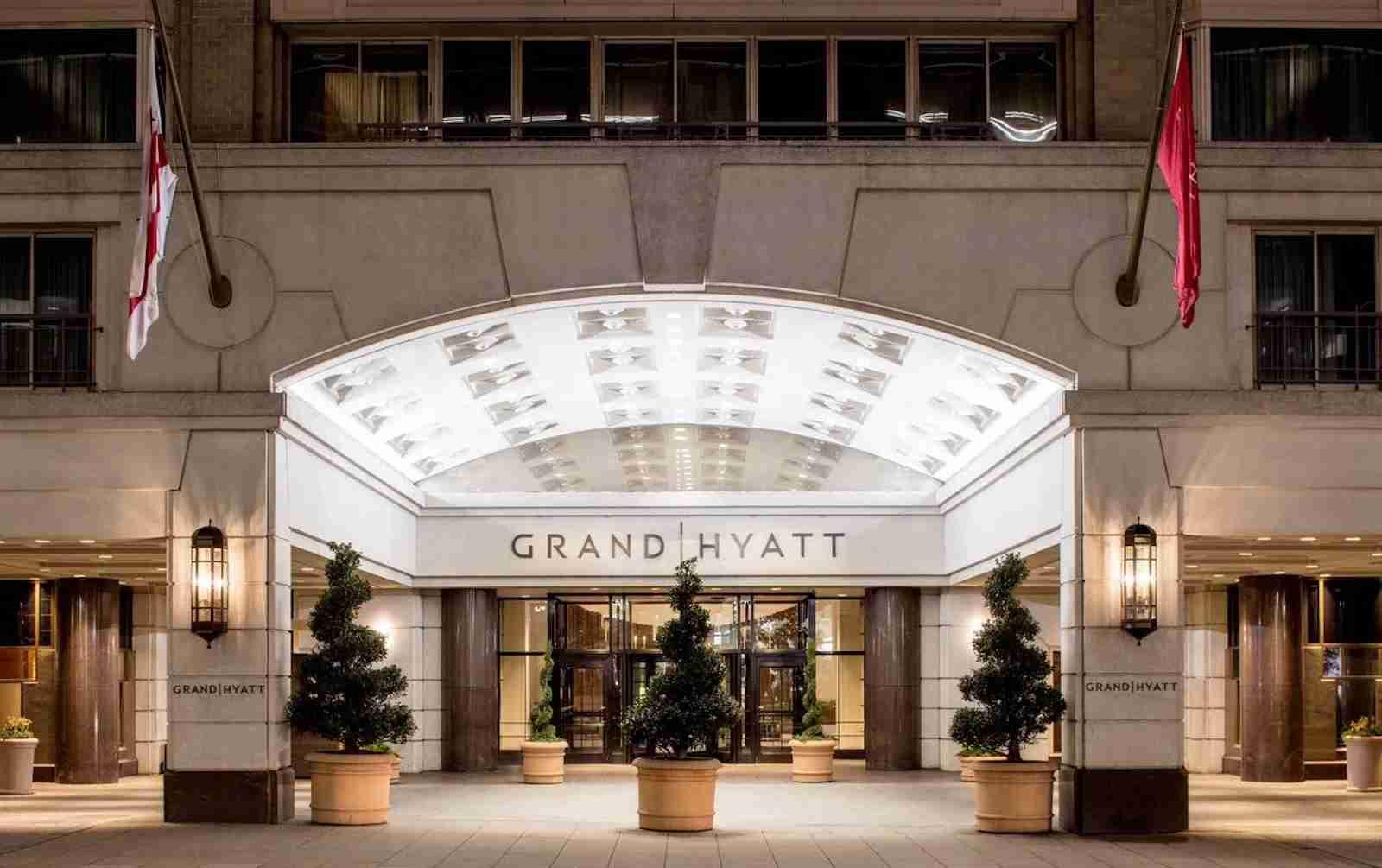Grand Hyatt Washington DC
