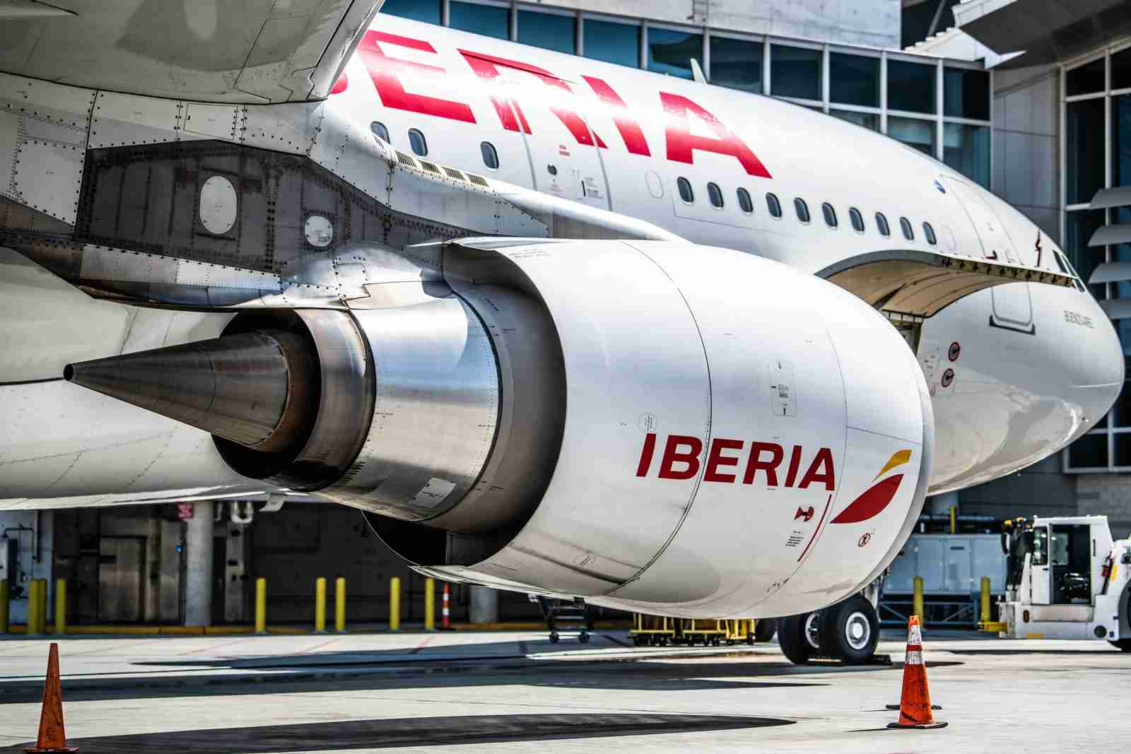 Iberia-A330-at-Los-Angeles-AIrport-LAX
