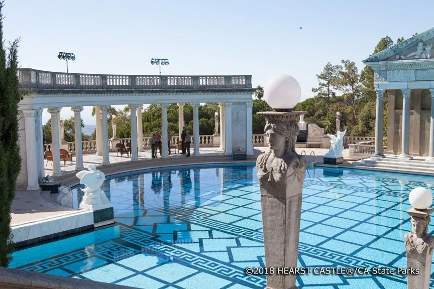 Would You Pay $950 to Attend a Pool Party at Hearst Castle?