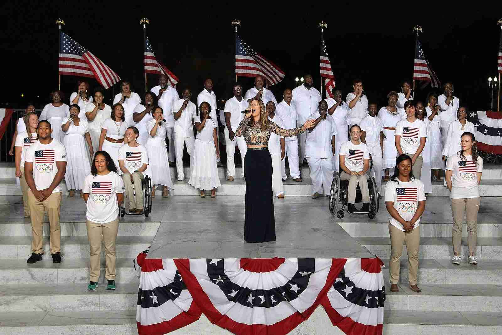 Capital Fourth July 4, 2016Cassadee Pope