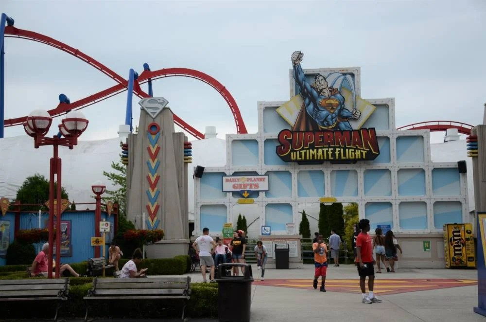 Six Flags Great Adventure 101