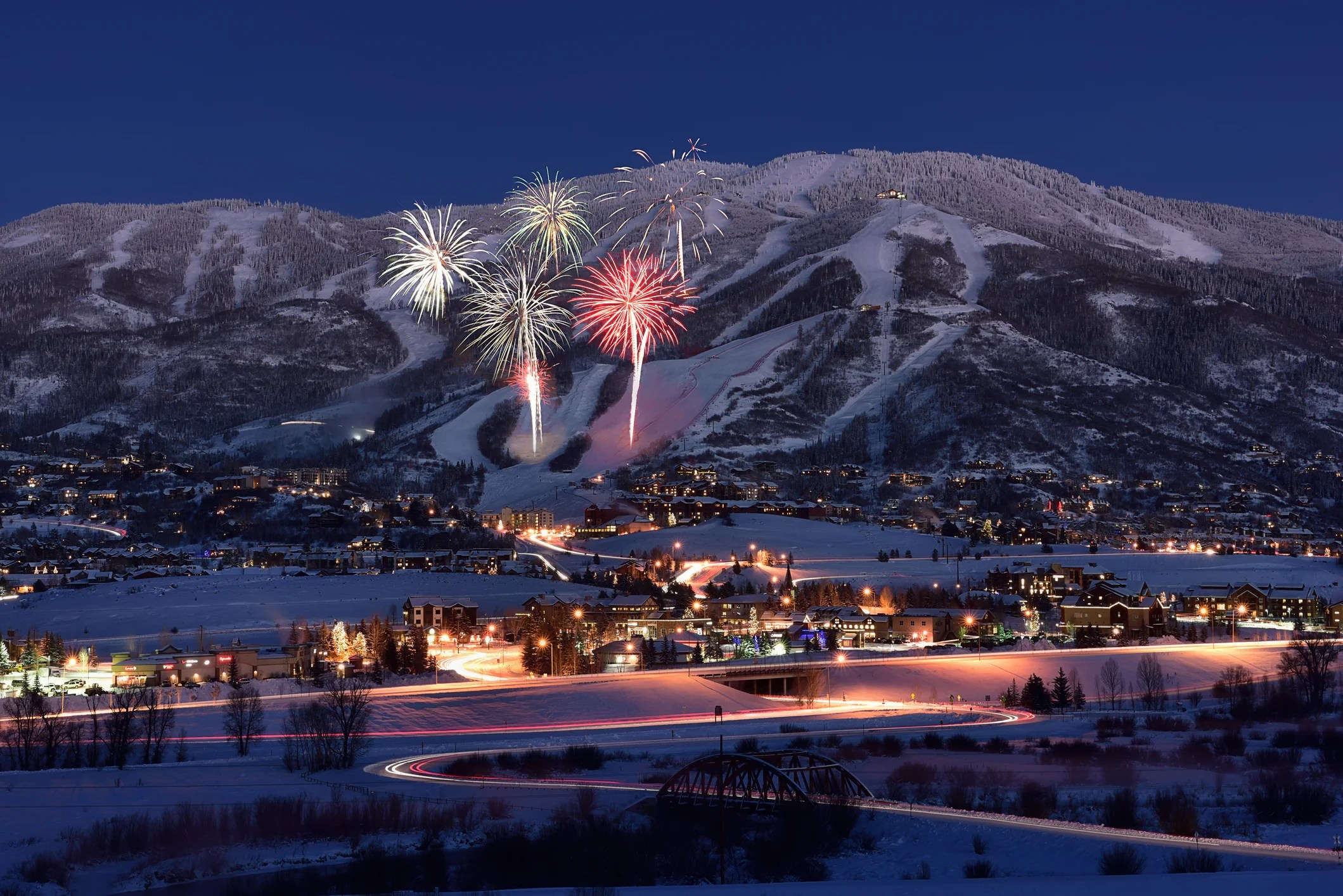 Red, White Slopes and Blue – Where You Can Snow Ski This 4th of July