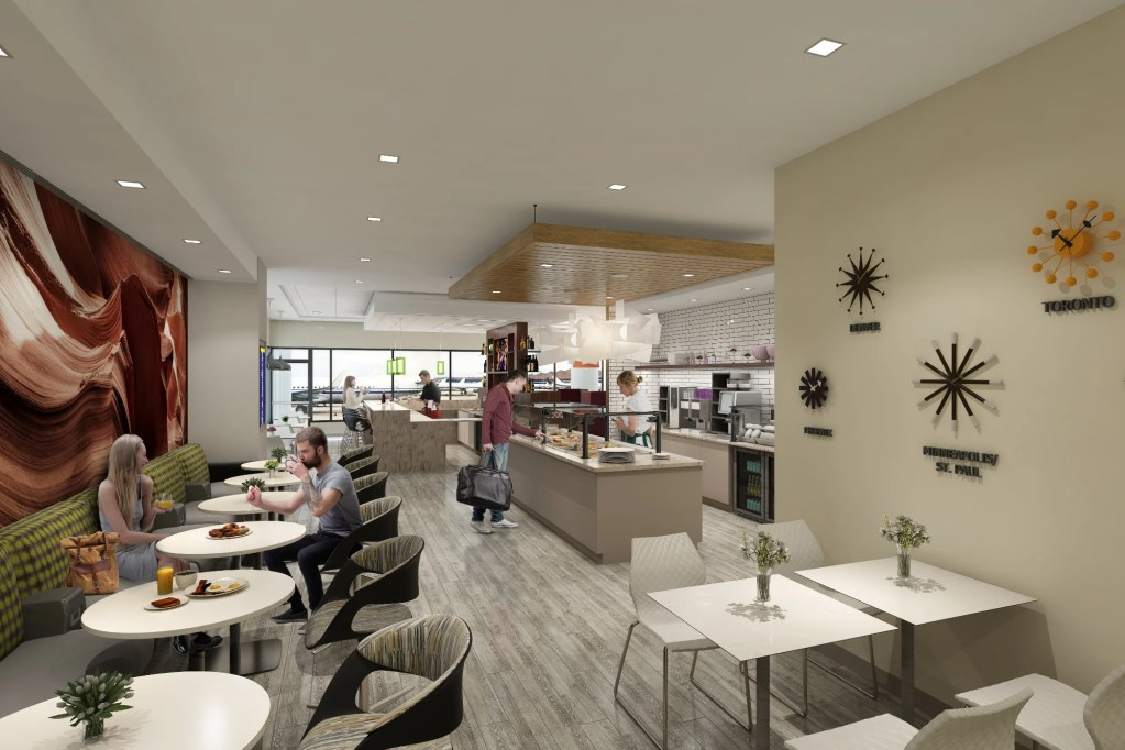 Amex Details New Centurion Lounge Escape Lounge Coming To