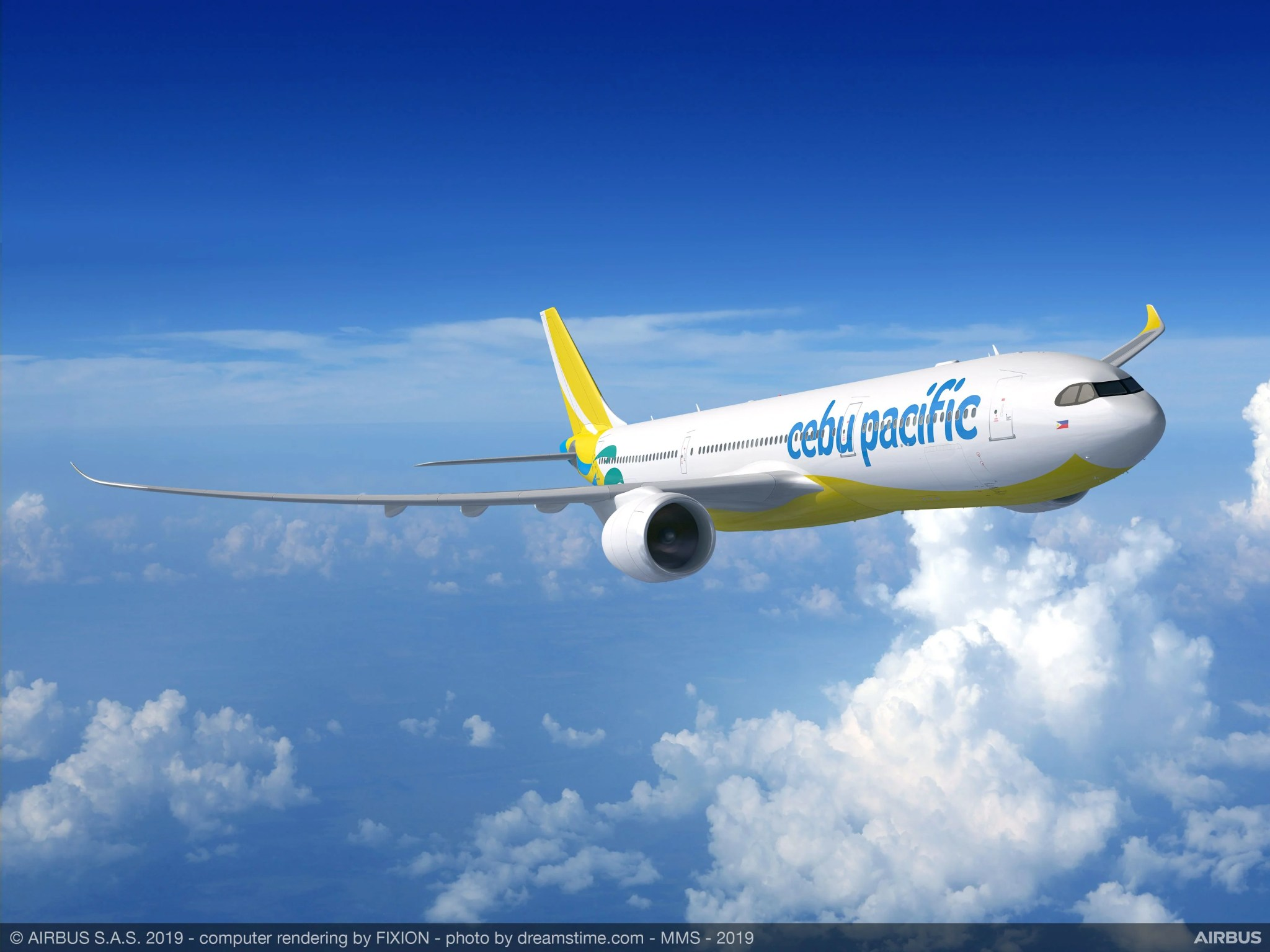 Cebu Pacific Plans to Squeeze 460 Economy Seats on Airbus A330neo