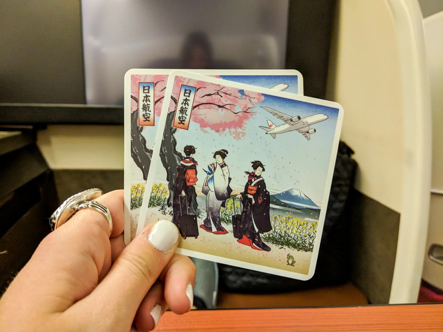 Spa at 35,000 Feet: A Review of Japan Airlines in First