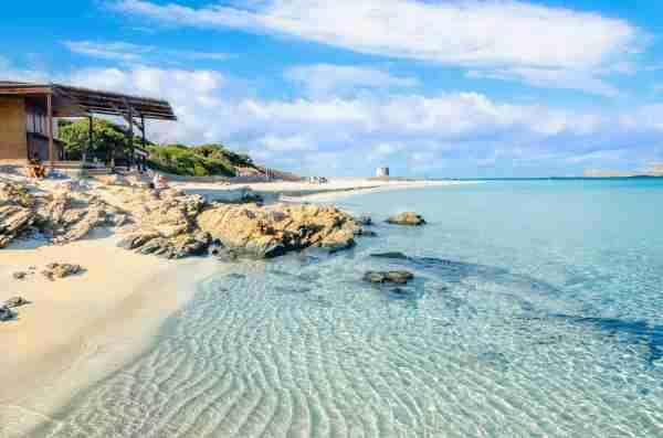 Stintino Beach Sardinia