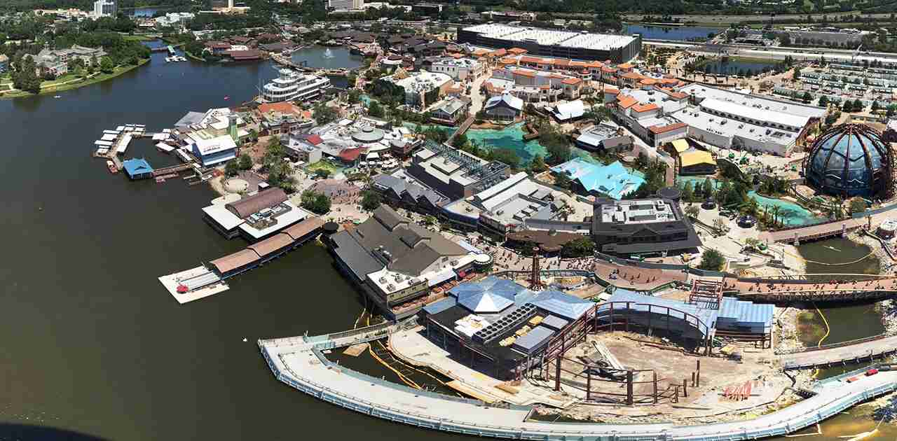 Disney Springs. (Photo by Antgiant via Wiki Commons)