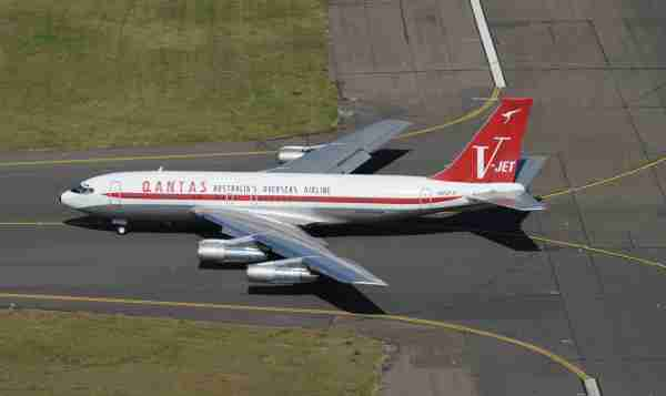 John Travolta S Boeing 707 Is Headed Back To Australia For Public Display
