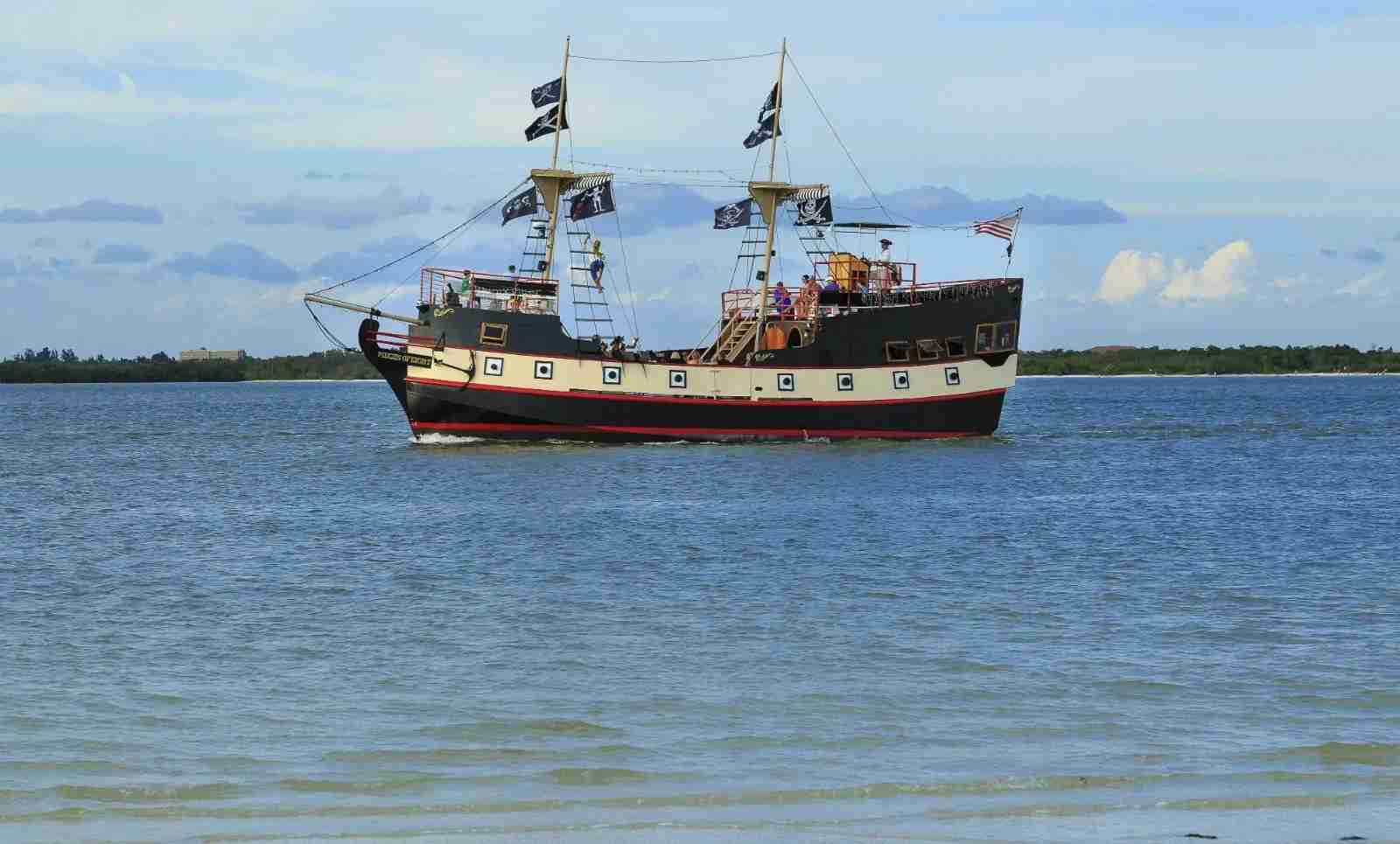 Salty Sam's Pirate Cruise. (Photo courtesy of Salty Sam's Pirate Cruise / Facebook)