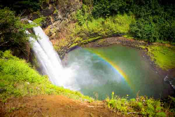 Wailua Falls (YinYang / Getty Images)