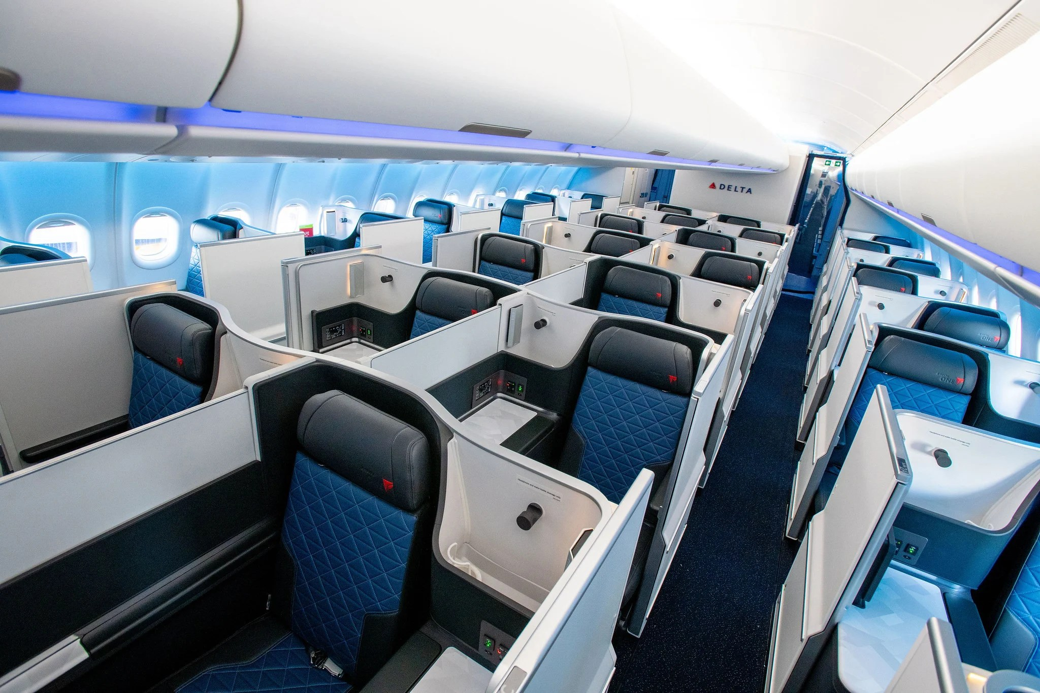 Here S A Early Glimpse At Delta S Newest Aircraft Interior