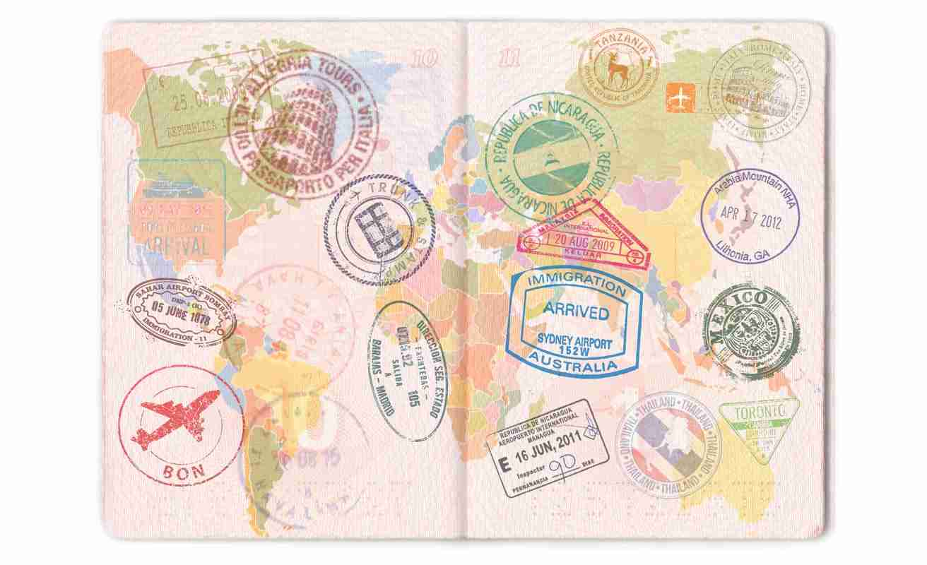 How many stamps can one passport handle? (photo courtesy of Дмитрий Ларичев)