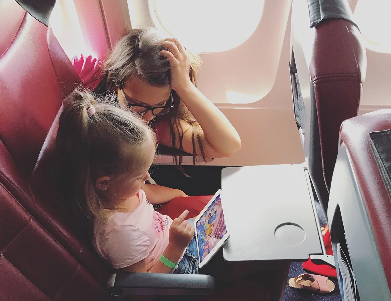 Getting Ready For Your Child S First Flight A Survival Guide