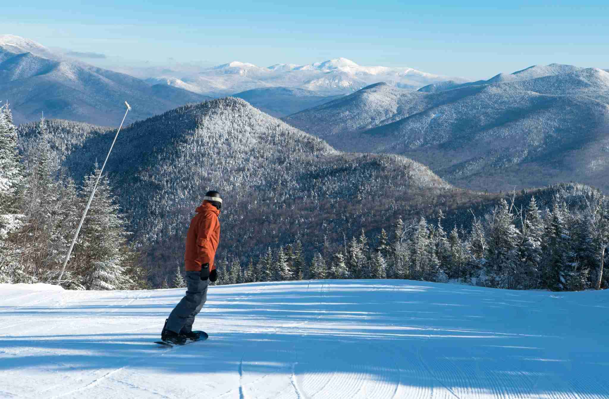 Photo courtesy of Loon Mountain Resort.