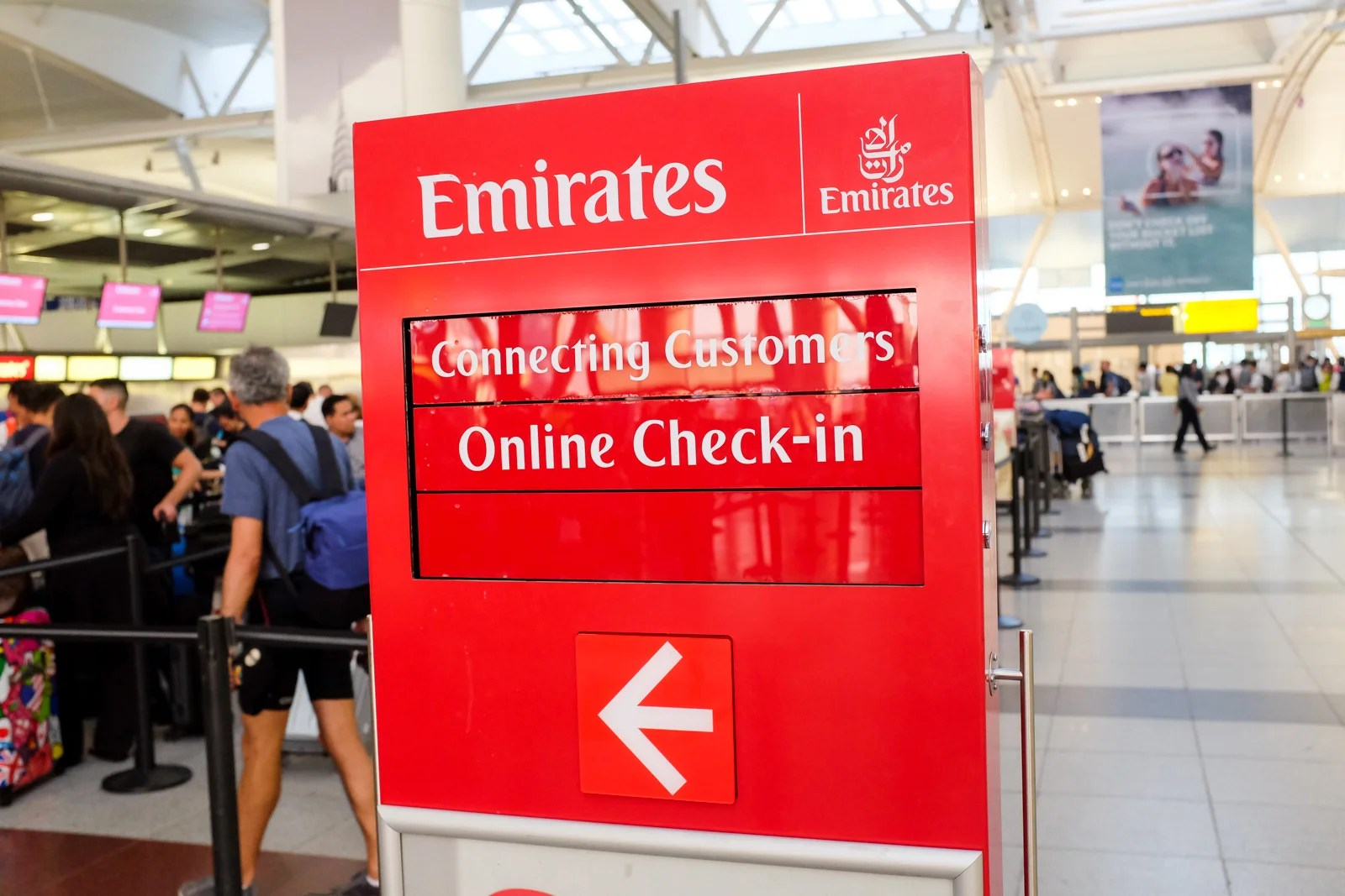 emirates online check in