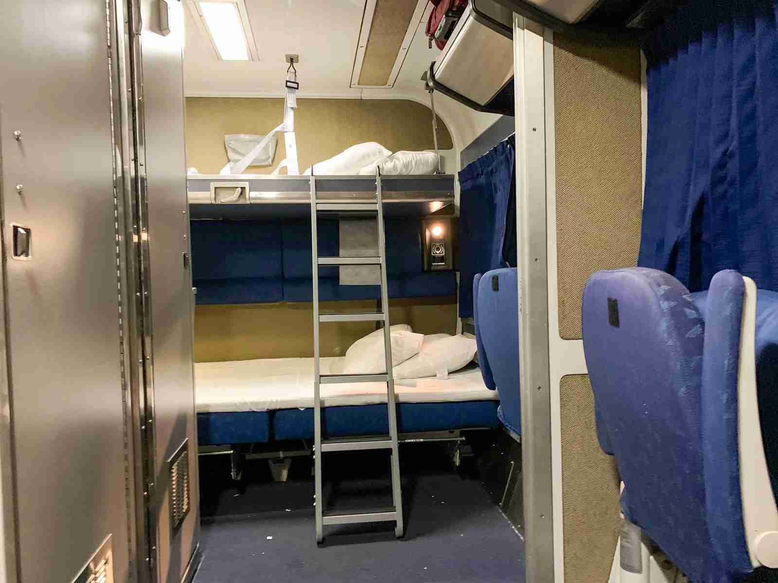 Review Amtrak S Auto Train From Virginia To Florida